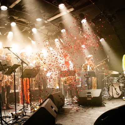 THE VERY BIG EXPERIMENTAL TOUBIFRI ORCHESTRA at La Cave à Musique of Mâcon (January'19)