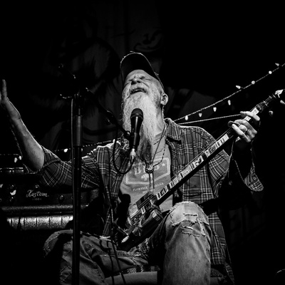 Seasick Steve at Transbordeur of Lyon (April 19)